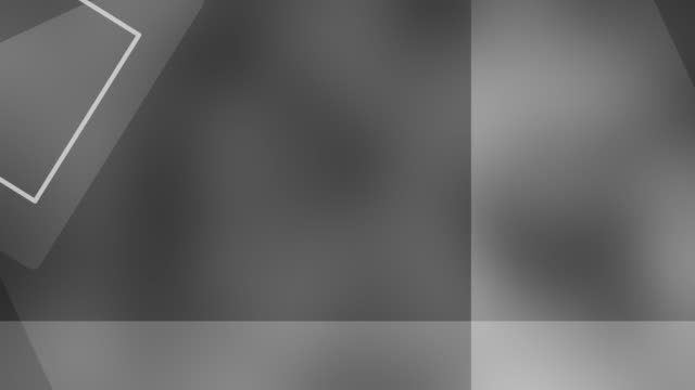 Abstract background rectangles grey colour. Gray rectangle rotation background. Modern fashion colour and pattern. Nice for wedding birthday new year holiday celebrate concept. Slow motion graphic GC video