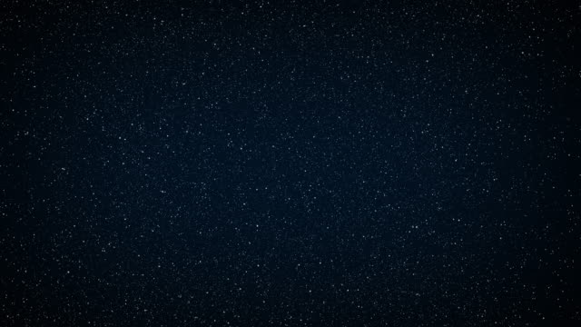 vidéos et rushes de abstrait. le beau ciel étoilé est bleu. les étoiles brillent dans l'obscurité complète. - ciel etoile