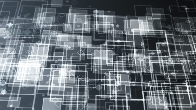 4K Abstract background (loopable)