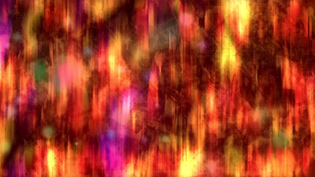 Abstract background video