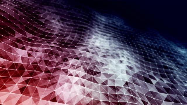 4 k の抽象的な背景 - シュール点の映像素材/bロール