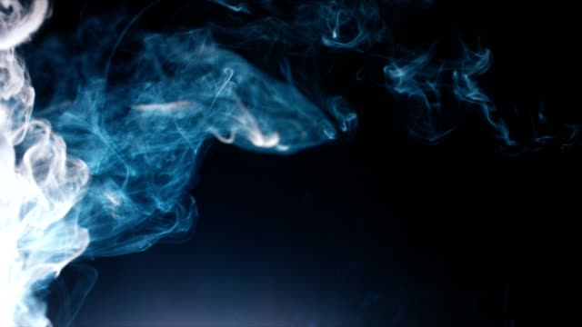 Abstract background with a smoke coming from a vapor video