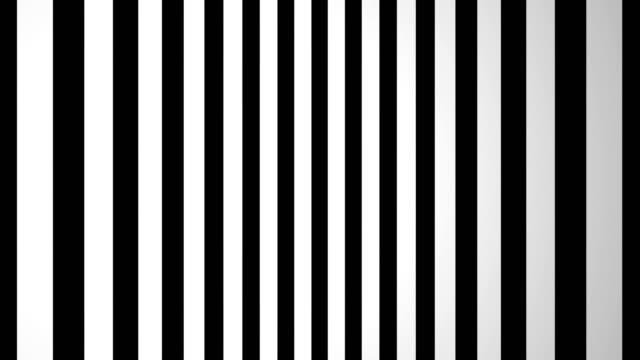 vidéos et rushes de fond abstrait noir et blanc avec des lignes - image en noir et blanc