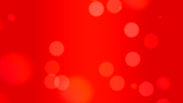 abstract background with red  colors blurred with lights moving through the frame video