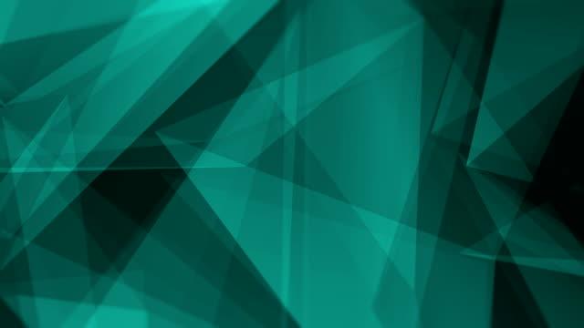 vídeos y material grabado en eventos de stock de fondos abstractos 4k loopable - azul turquesa