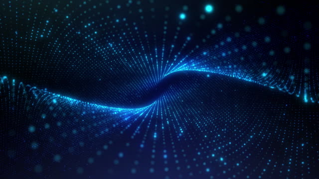 abstract beautiful technology particle grid background head up display and User Interface element