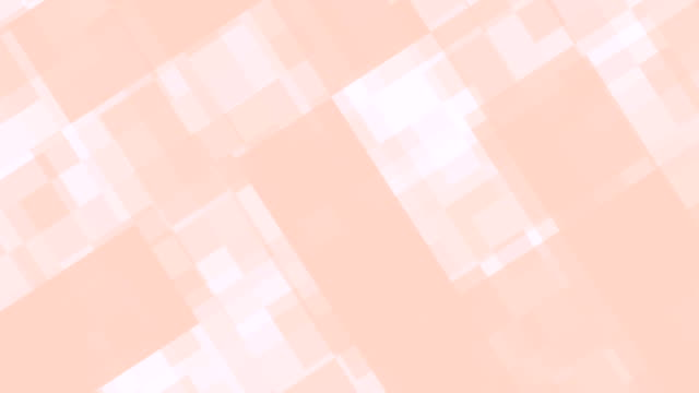 Abstract beige squares background video