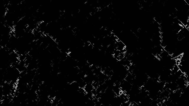 Abstract black and white changing texture background video