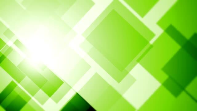 abstrakte blöcke hintergrund (endlos wiederholbar) - quadratisch zweidimensionale form stock-videos und b-roll-filmmaterial