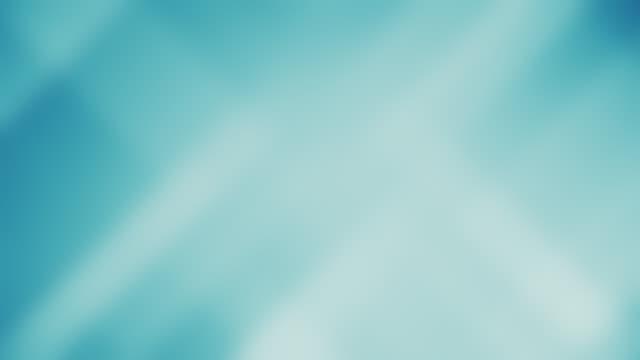 vídeos de stock, filmes e b-roll de blocos abstratos movendo looping retângulo. quadrado gráficos de movimento brilhante mágico. (loopable) - azul turquesa