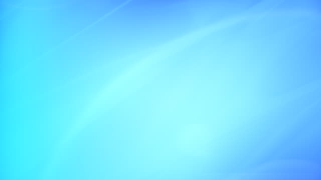 Abstract blue animation background. video