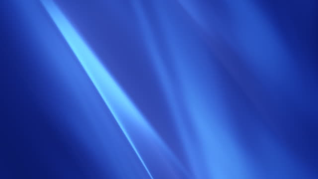 Abstract blue animation background video