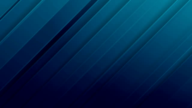 Abstract blue diagonal stripes video animation video