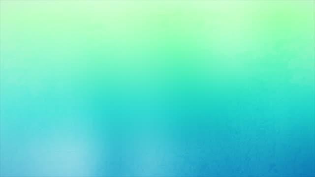 vídeos de stock, filmes e b-roll de 4k abstrato azul, verde, fundo amarelo, movimento borrado, líquido desfocado - azul turquesa