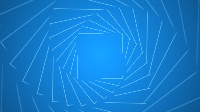 abstract  blue motion background video