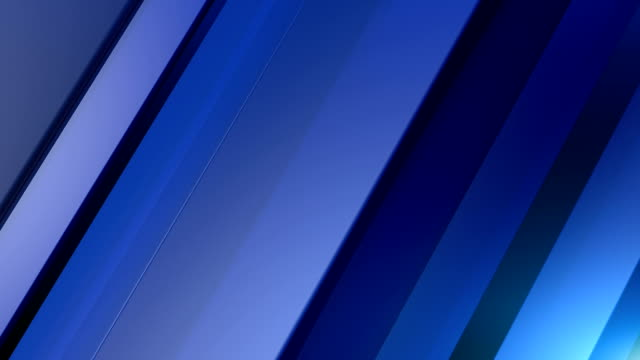Abstract Blue Square Background Loop video