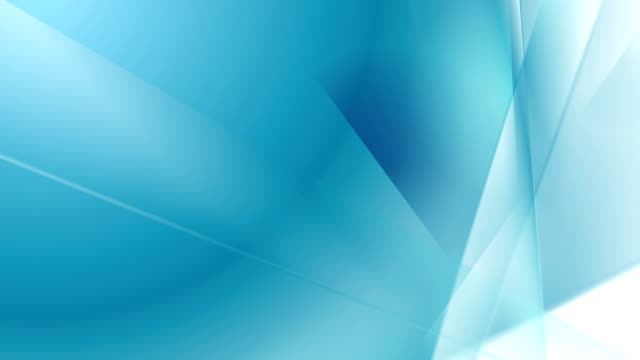 Abstract blue video animation with soft stripes video