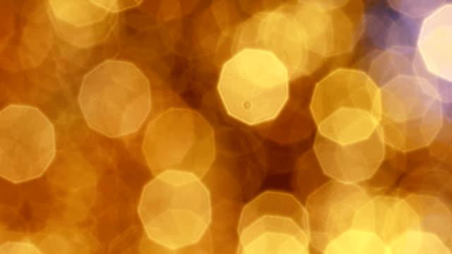 vídeos y material grabado en eventos de stock de abstracto borroso fondo tema de navidad - enfoque en primer plano