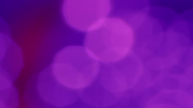 Abstract Blurred Light Background - Loopable close-up light effect, loopable ready file and 4K Resulation actual image purple stock videos & royalty-free footage