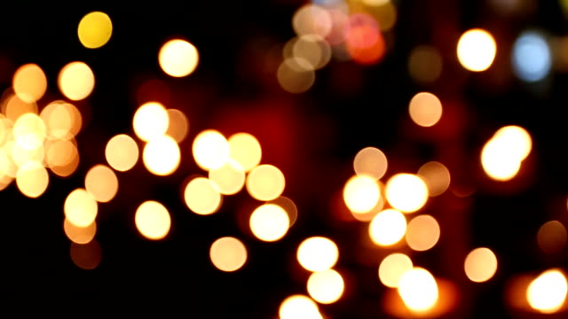 abstract candle bokeh abstract candle bokeh in festival candle stock videos & royalty-free footage