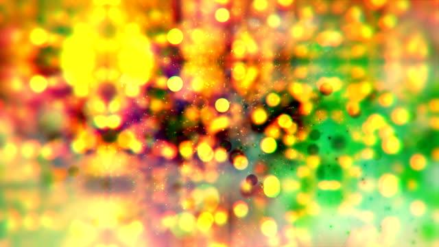 Abstrato fundo de Natal - vídeo