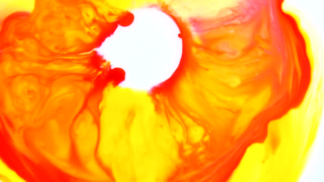 Abstract color Footage video