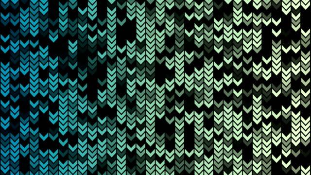 stockvideo's en b-roll-footage met abstracte geometrie achtergrondkleur - lus 4k - pijlbord