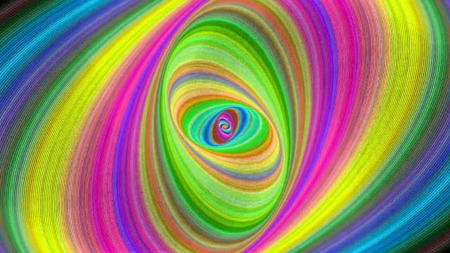 Abstract colorful ellipse spiral background - seamless loop Abstract colorful ellipse spiral background - seamless loop motion graphic design seamless pattern stock videos & royalty-free footage