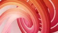 istock Abstract colorful pastel swirl, natural curve art background. Curved and wavy pattern with Candy texture and subsurface scattering. 3D render loop 1212059749