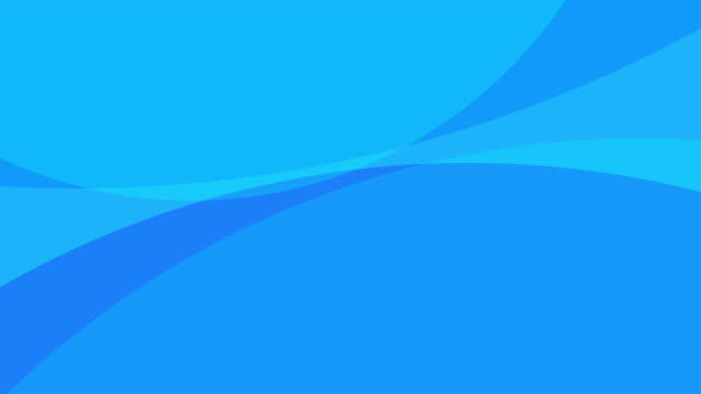 Abstract corporate Blue motion background - Seamless looping