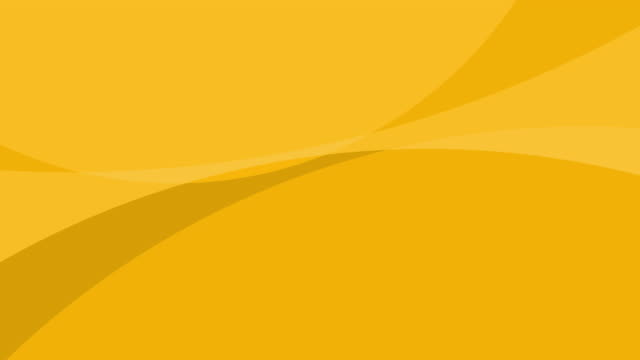 Abstract corporate Gold and Yellow motion background - Seamless looping