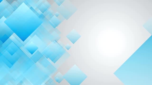 abstrakte cube-hintergründe - loopable-elemente - 4k-auflösung - quadratisch komposition stock-videos und b-roll-filmmaterial