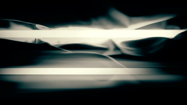 Abstract dark fabric. Neon light backgrounds video