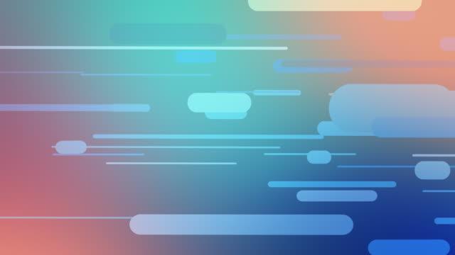 stockvideo's en b-roll-footage met abstracte stippellijn kleur patroon achtergrond - halftint