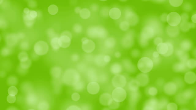 Abstract defocused Particles background video