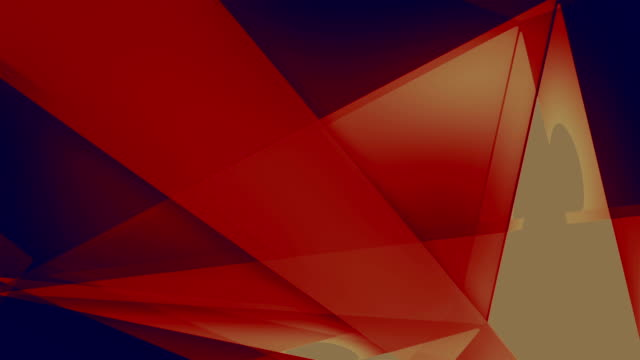 Abstract diamond background video