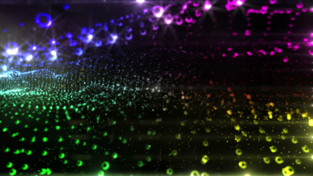 Abstract disco background. Version 1 video