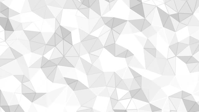 Abstract Faceted Background Video