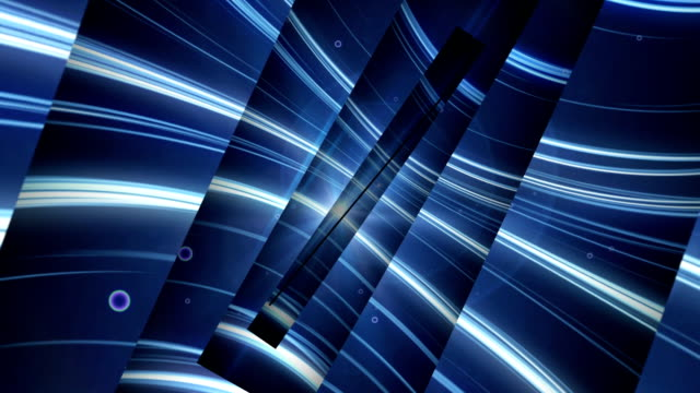 Abstract Fibers Open Lines Bars, with Background video