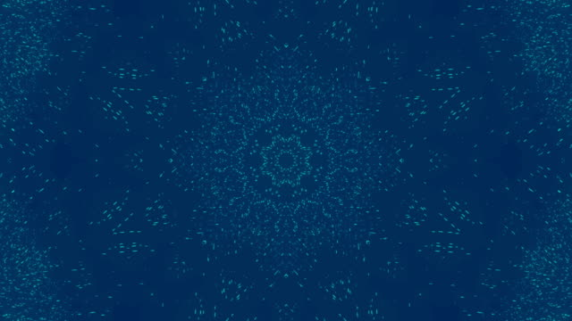 Abstract Fractal Background video