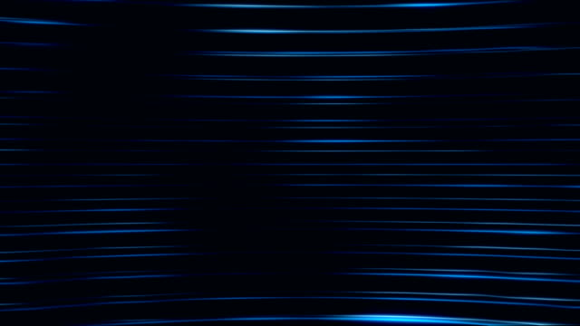 Abstract Futuristic Light Beam Background - Infinite Loop