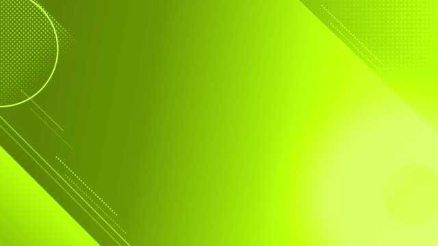 4K Abstract Geometric Background. Dynamic shapes composition