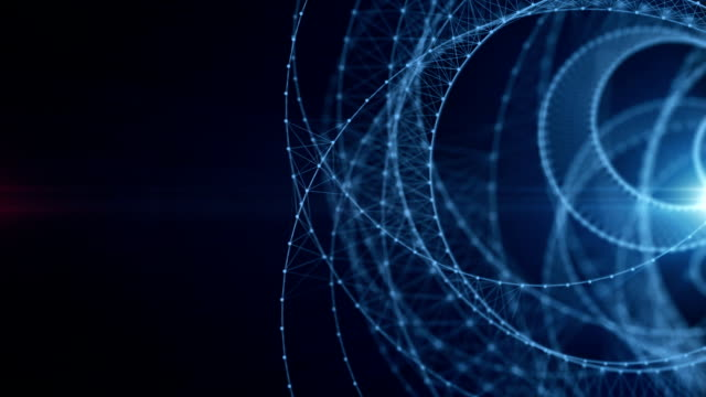 Abstract Geometric Background. HD1080 Motion Graphics video