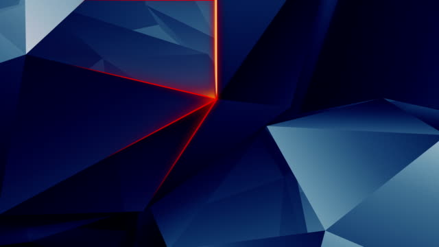Abstract geometric triangle background. Loop. http://files.hamster3d.com/stockbox/icon-hd720.jpg prism stock videos & royalty-free footage