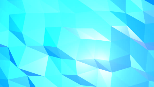 Abstract geometrical background HD video