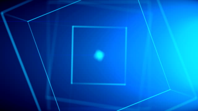 Abstract Geometrical Background video