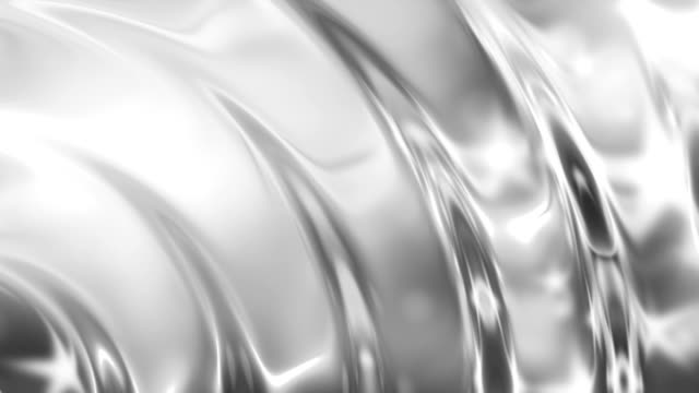 Abstract Glass effect Background metal video