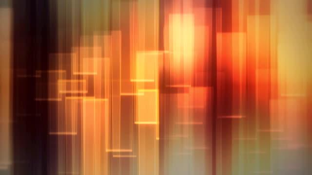 abstrakta glas former med reflexer slinga bakgrund - ljus naturföreteelse bildbanksvideor och videomaterial från bakom kulisserna