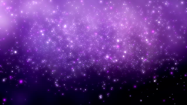 Abstract glitter background video