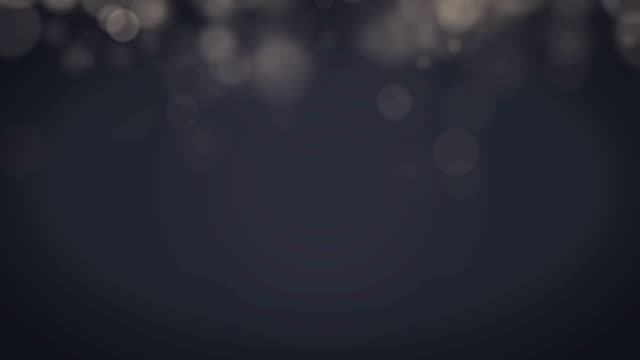 Abstract glitter bokeh background video